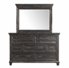 Picket House Furnishings - Steele Dresser & Mirror - MO600DRMR