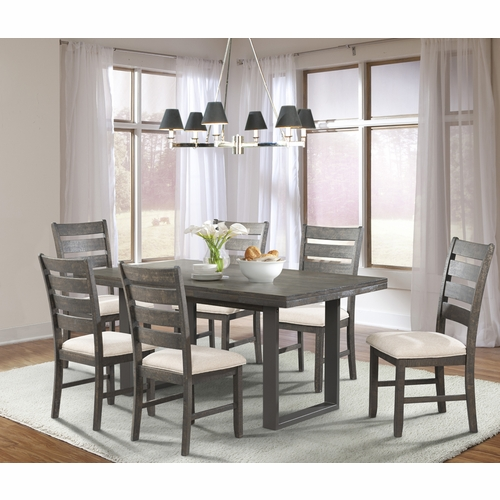 Picket House Furnishings - Sullivan Dining Table & 6 Side Chairs - DSW100S7PC