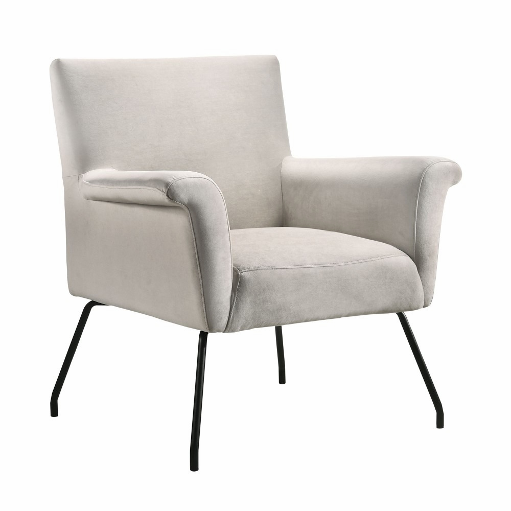 Picket House Furnishings Tate Mid Century Modern Accent Chair In