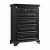 Picket House Furnishings - Trent 6 Drawer Chest in Antique Black - CY600CH
