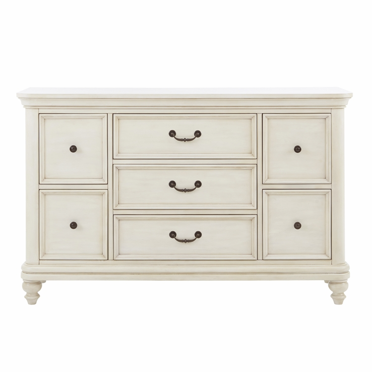 Pulaski - Madison Drawer Dresser - 8890-410