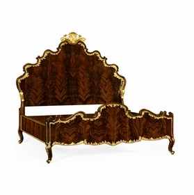 Queen Beds by Jonathan Charles Fine Furniture