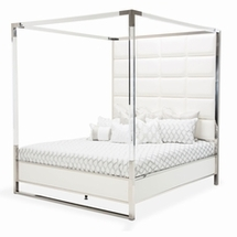 Queen Canopy Beds by AICO