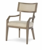 Rachael Ray - Highline Klismo Arm Chair Set of 2 - 6000-341-KD