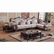 Sectional Sofas by Meridian Furniture