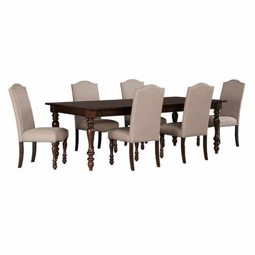 Signature Design by Ashley - Baxenburg 7-Piece Dining Room Set