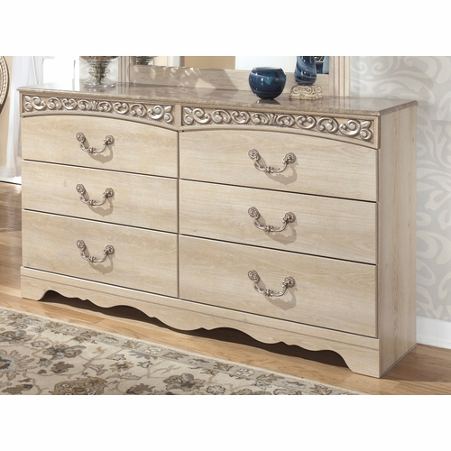 Signature Design by Ashley - Catalina Dresser - B196-31