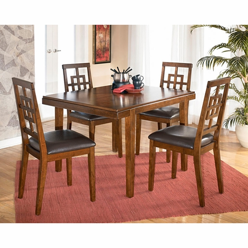 Signature Design by Ashley - Cimeran Rectangular Table and (4) Chairs Set - D295-225
