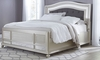 Signature Design by Ashley - Coralayne King Uph Bed