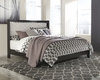 Signature Design by Ashley - Fancee King Panel Bed