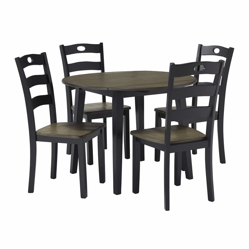 Signature Design by Ashley - Froshburg 5-Piece Dining Room Set
