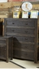 Signature Design by Ashley - Jaysom Five Drawer Chest - B521-45