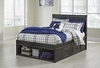 Signature Design by Ashley - Jaysom Full Storage Bed