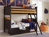 Signature Design by Ashley - Jaysom Twin/Twin Bunk Bed with Under Bed Storage Pedestal