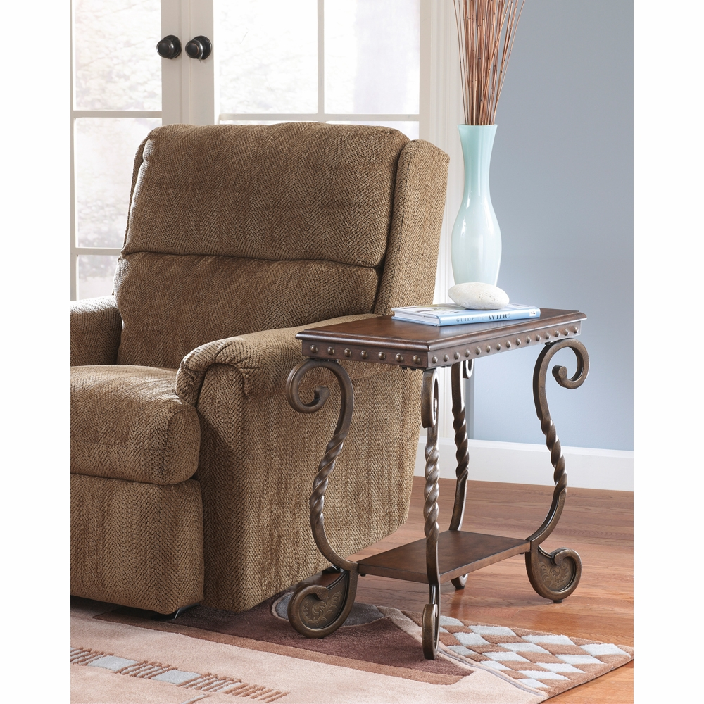 Superb Signature Design By Ashley Rafferty Chair Side End Table T382 7 Quickship Best Image Libraries Weasiibadanjobscom