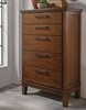 Signature Design by Ashley - Ralene Five Drawer Chest - B594-46