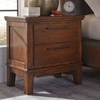 Signature Design by Ashley - Ralene Two Drawer Night Stand - B594-92 - Quickship
