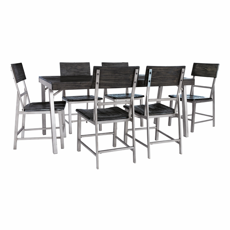 Signature Design by Ashley - Raventown 7-Piece Dining Room Set