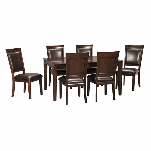 Signature Design by Ashley - Shadyn 7-Piece Dining Room Set