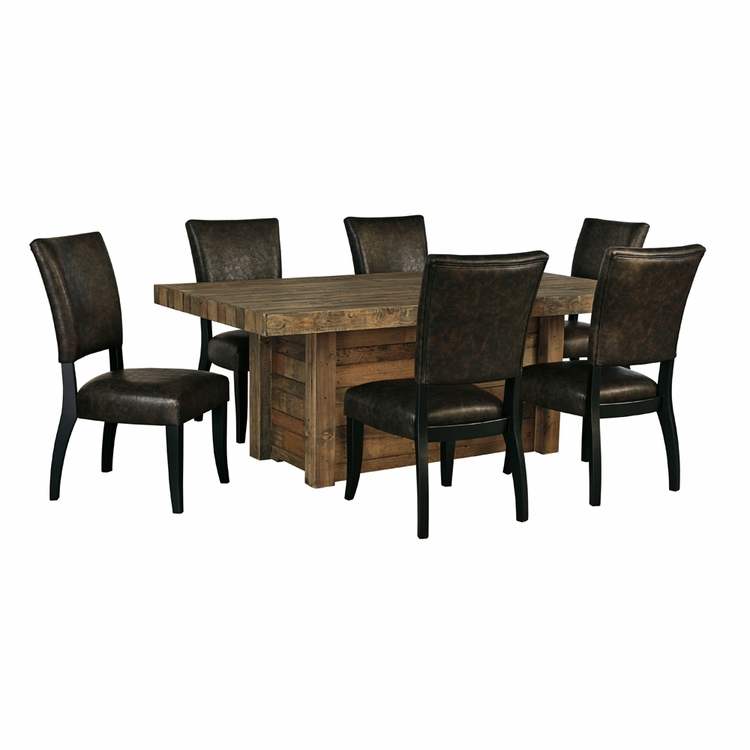 Signature Design by Ashley - Sommerford 7-Piece Dining Room Set