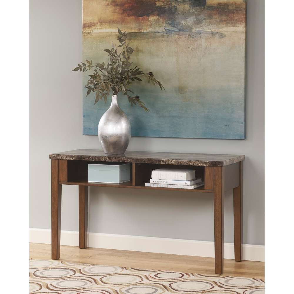 Signature Design By Ashley Theo Console Sofa Table