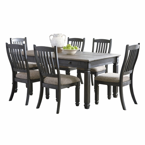 Signature Design by Ashley - Tyler Creek 7-Piece Dining Room Set