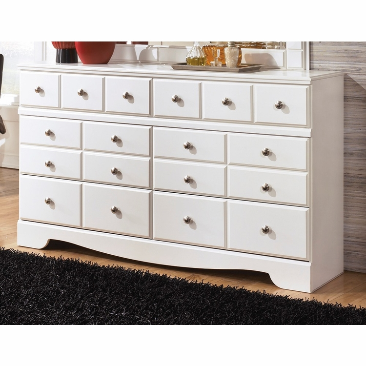 Signature Design by Ashley - Weeki Dresser - B270-31