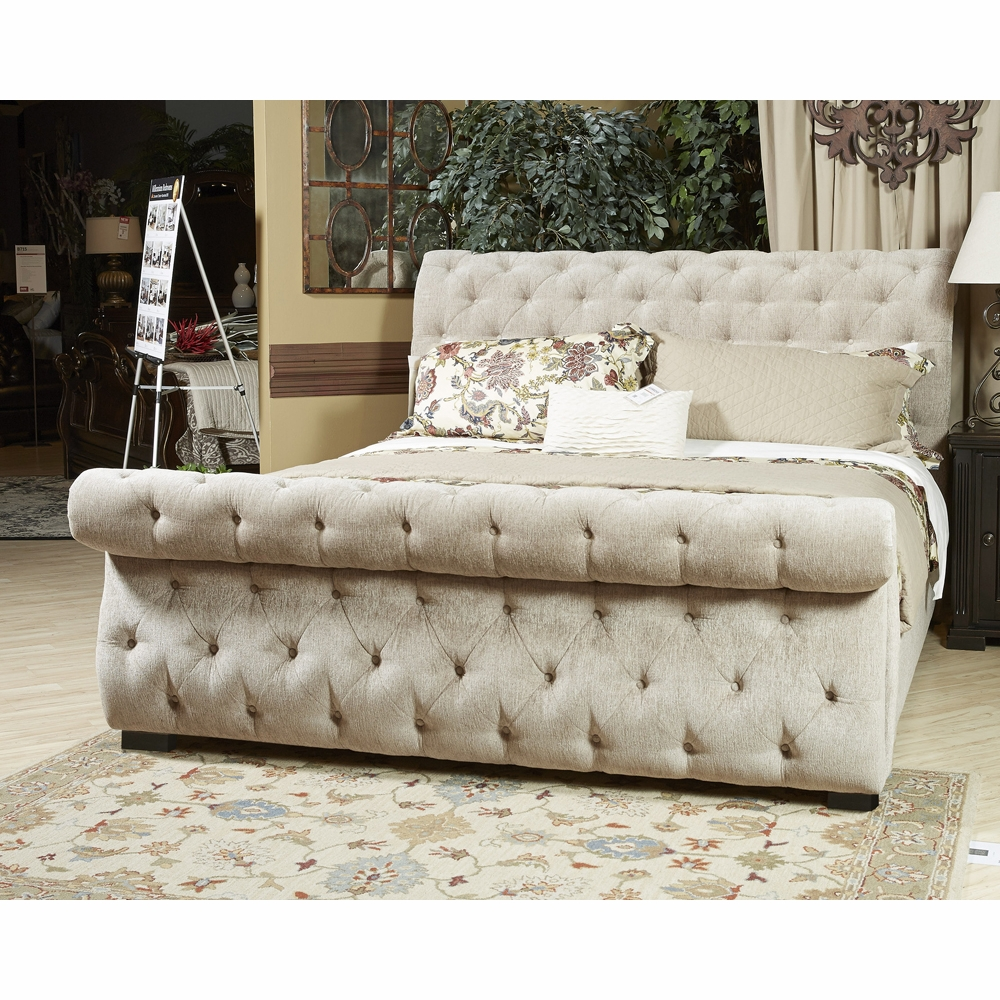 Signature Design By Ashley Willenburg Cal King Upholstered Bed