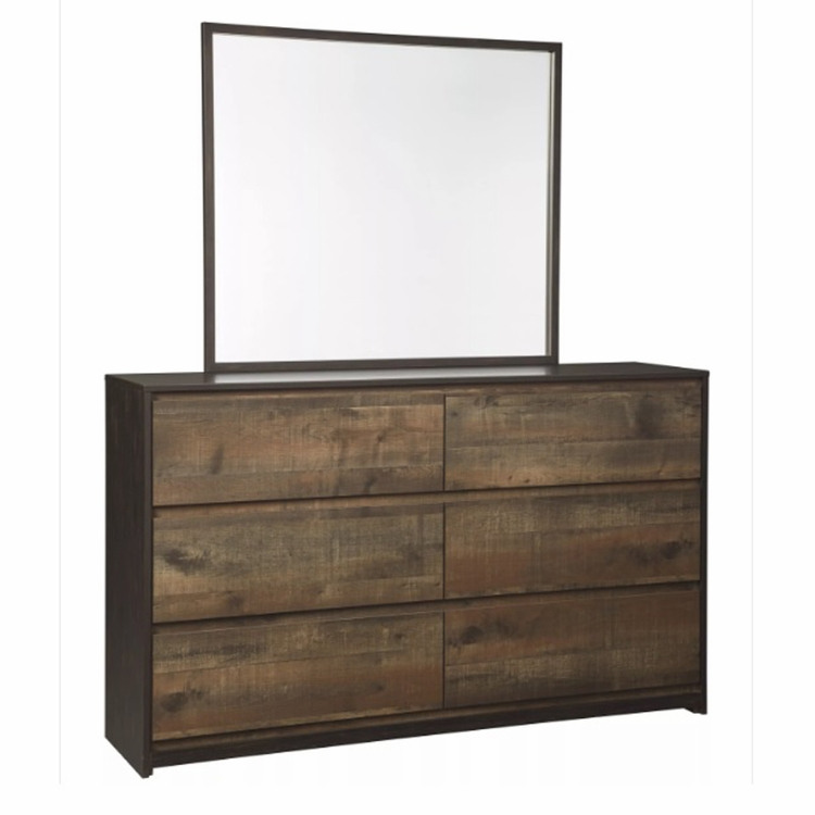 Signature Design by Ashley - Windlore Dresser And Mirror