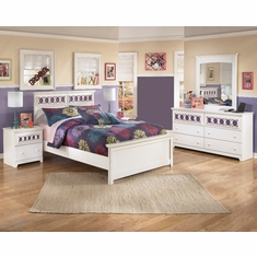 Twin Bedroom Furniture Sets | Kids Bedroom Sets By Ashley Furniture