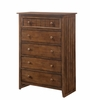 Simmons - Ashland Oak Chest  - 3015-70