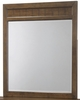 Simmons - Ashland Oak Mirror  - 3015-20