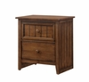 Simmons - Ashland Oak Nightstand  - 3015-80