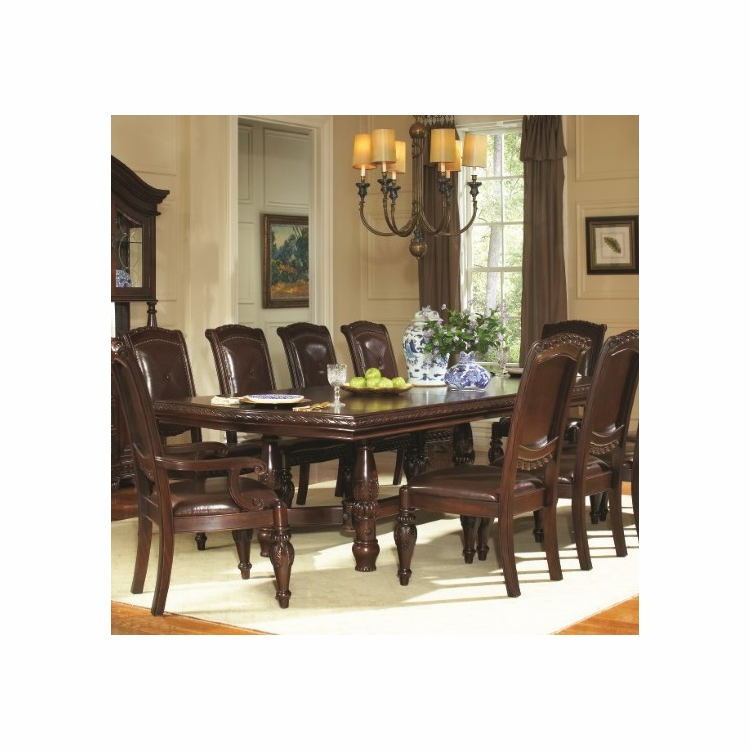 Antoinette Dining Table With 24 Leaf