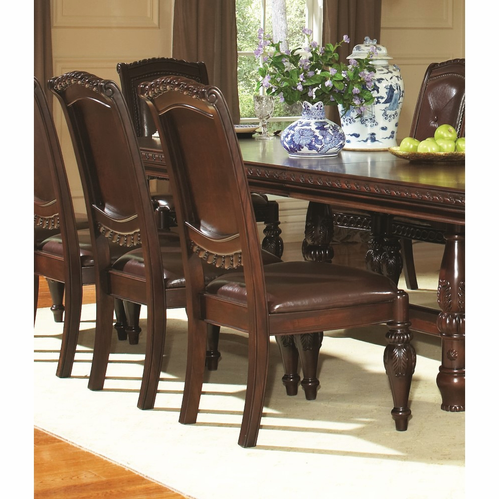 Steve Silver Antoinette Side Chairs Set Of 2 Ay600s