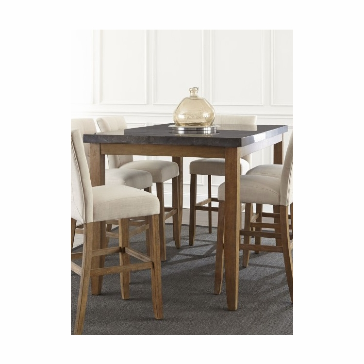 Steve Silver Debby Counter Height Dining Table DB5454MTL