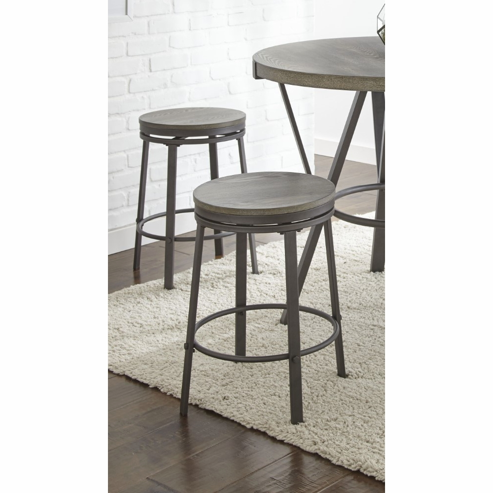 Fine Steve Silver Portland Counter Stool Set Of 2 Or420Cs Squirreltailoven Fun Painted Chair Ideas Images Squirreltailovenorg