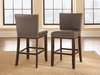 Steve Silver - Tiffany Counter Chairs in Gray (Set of 2) - TF650CCGN