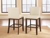 Steve Silver - Tiffany Counter Chairs in White (Set of 2) - TF650CCWN