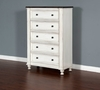 Sunny Designs - Carriage House Chest with 5 Drawers - 2308EC-C