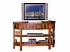 Sunny Designs - Curved Entry/ TV Console - 2135RO