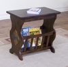 Sunny Designs - Santa Fe Magazine Table - 2133DC