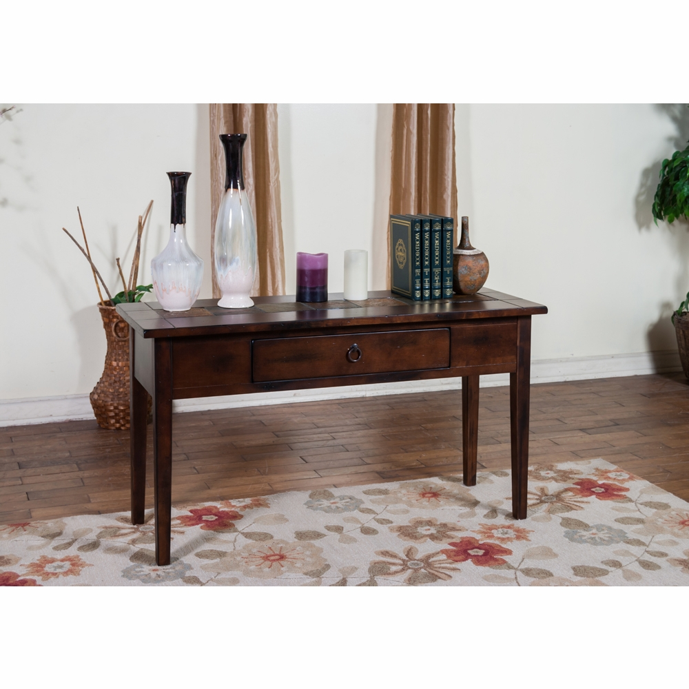 Santa Fe Sofa Console Table 3176dc S Hover To Zoom