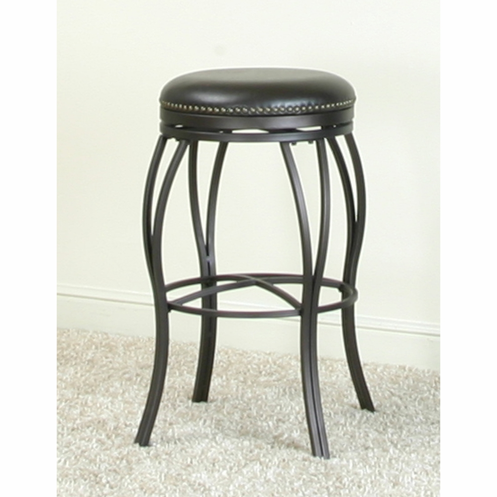 Sunset Trading 30 Victoria Backless Swivel Barstool Cr J3005 30