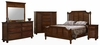 Sunset Trading - Bahama Shutter Wood 5 Piece Queen Bedroom Set - CF-1105-0158-Q-5PC