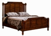 Sunset Trading - Bahama Shutter Wood Queen Bed - CF-1105-0158-QB