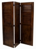 Sunset Trading - Bahama Shutter Wood Room Divider - CF-1181-0158