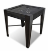 Sunset Trading - Graphic End Table - HH-1725-100