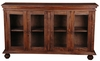 Sunset Trading - Shabby Chic Cottage Sideboard Natural Raftwood - CC-CAB201S-RW