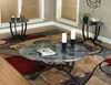 Sunset Trading - Sierra 3 Piece Coffee & End Table Set  - CR-72130-90